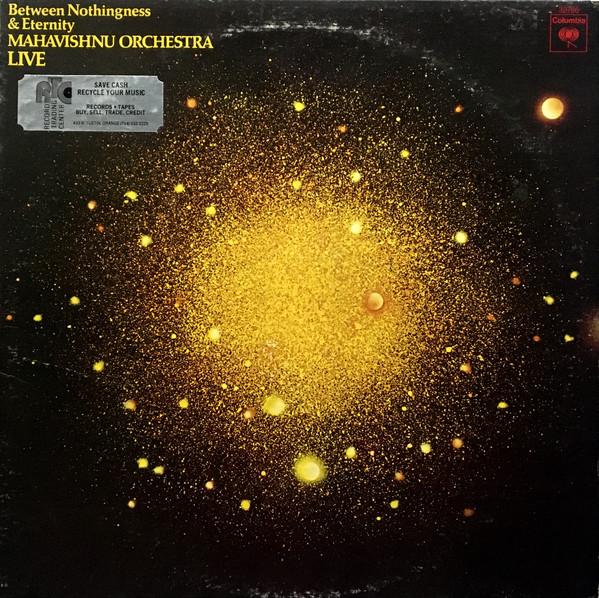 Cover Mahavishnu Orchestra - Between Nothingness & Eternity (LP, Album) Schallplatten Ankauf