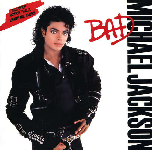 Cover Michael Jackson - Bad (CD, Album) Schallplatten Ankauf