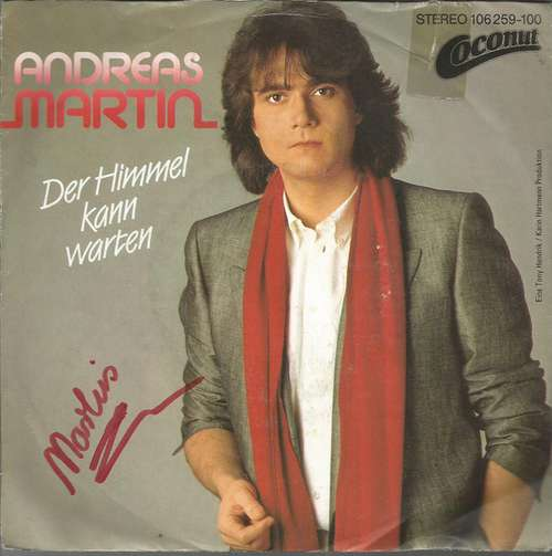 Bild Andreas Martin (2) - Der Himmel Kann Warten (7, Single) Schallplatten Ankauf