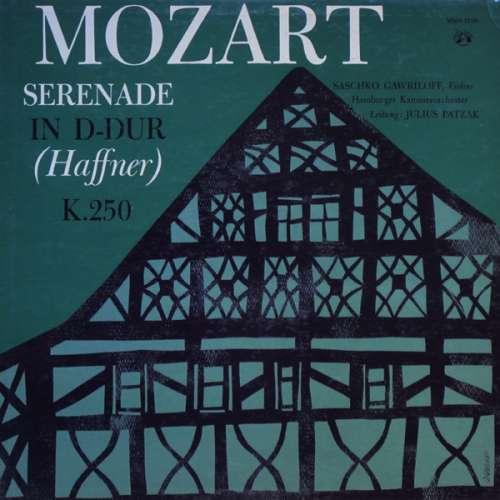 Bild Mozart* - Serenade In D-Dur (Haffner) K.250 (LP) Schallplatten Ankauf