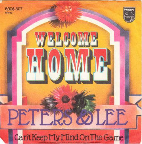 Bild Peters & Lee - Welcome Home (7, Single) Schallplatten Ankauf