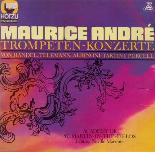 Bild Maurice André - Trompeten-Konzerte (LP, Album) Schallplatten Ankauf