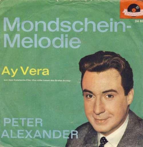 Bild Peter Alexander - Mondschein-Melodie (7, Single, Mono) Schallplatten Ankauf