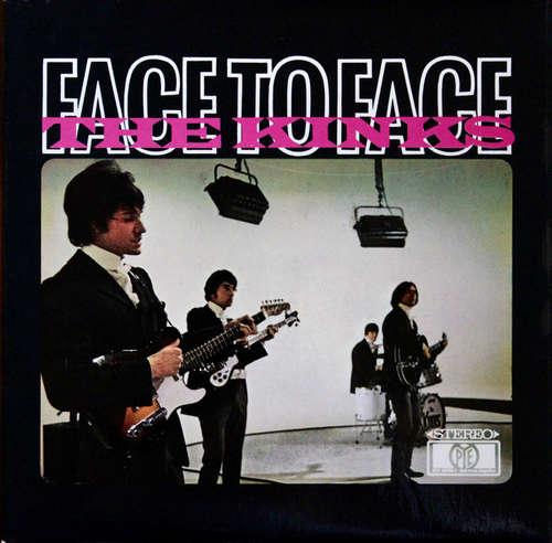 Cover The Kinks - Face To Face (LP, Album, RP) Schallplatten Ankauf