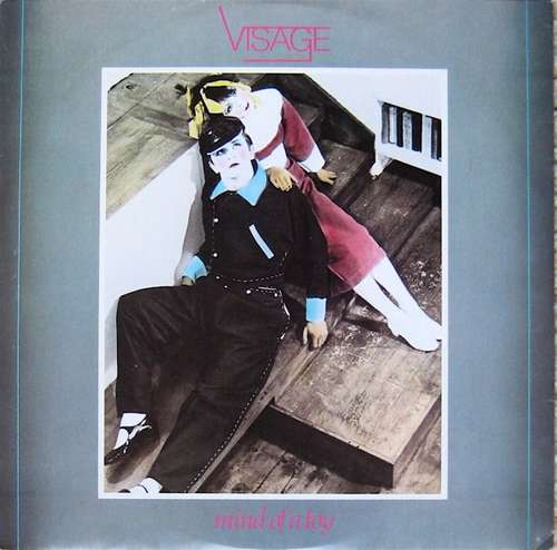 Cover Visage - Mind Of A Toy (12, Single) Schallplatten Ankauf