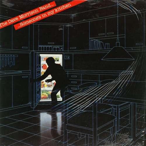 Bild The Dave Morrison Band - Someone's In My Kitchen (LP, Album, Whi) Schallplatten Ankauf