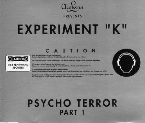 Bild Experiment K* - Psycho Terror Part 1 (CD, Maxi) Schallplatten Ankauf