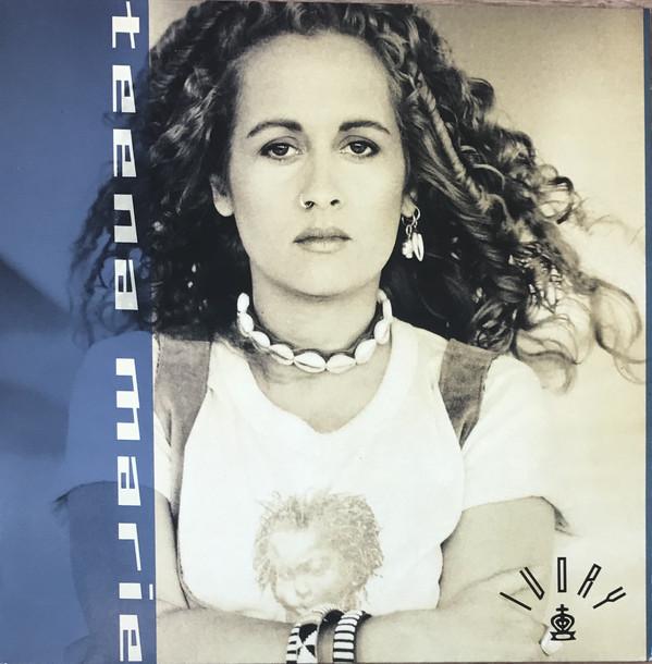 Bild Teena Marie - Ivory (LP, Album) Schallplatten Ankauf
