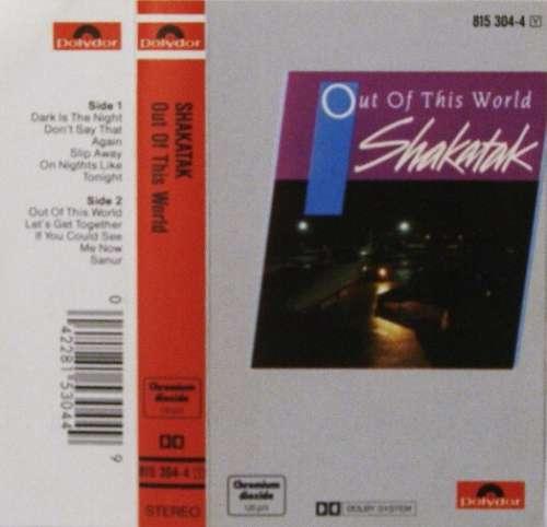Bild Shakatak - Out Of This World (Cass, Album) Schallplatten Ankauf