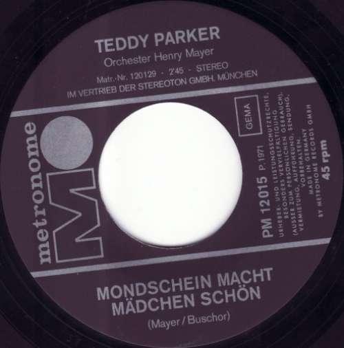 Bild Teddy Parker - Wie Eine Ladung Dynamit (7, Single) Schallplatten Ankauf