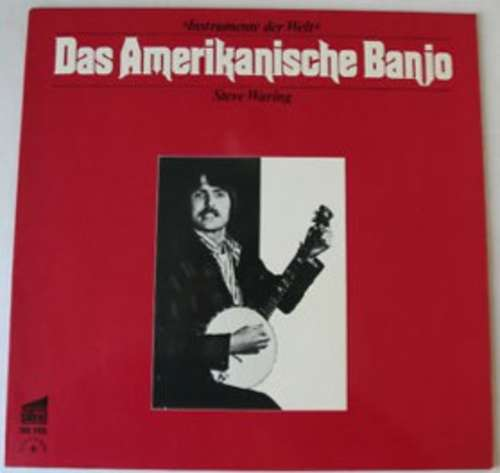 Cover Steve Waring - Das Amerikanische Banjo (LP, Album) Schallplatten Ankauf