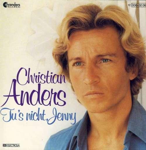 Cover Christian Anders - Tu's Nicht Jenny (7, Single) Schallplatten Ankauf