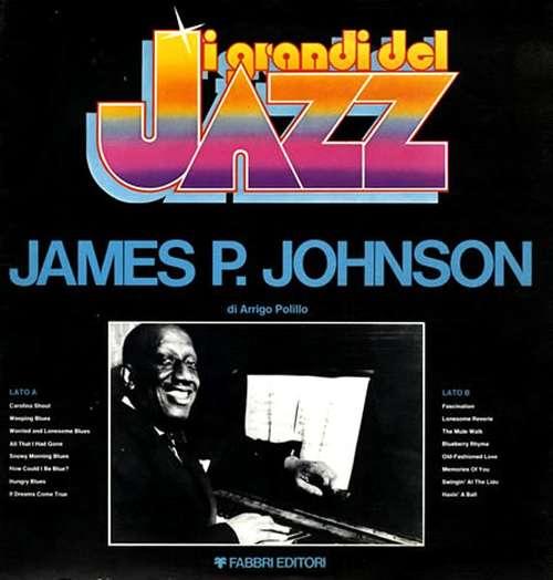 Bild James P. Johnson* - James P. Johnson (LP, Comp, Mono, Gat) Schallplatten Ankauf