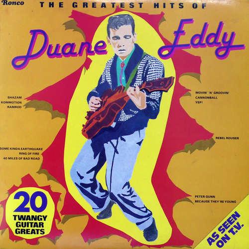 Bild Duane Eddy - The Greatest Hits Of Duane Eddy (LP, Comp) Schallplatten Ankauf