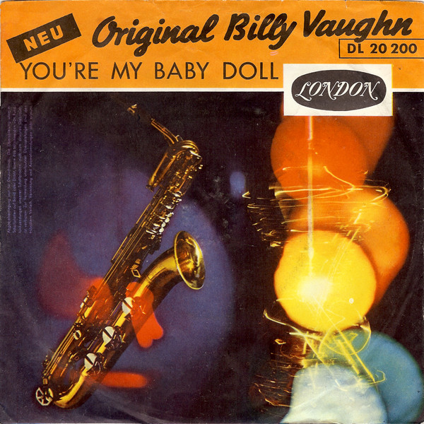 Bild Billy Vaughn - Cimarron / You're My Baby Doll (7, Single) Schallplatten Ankauf