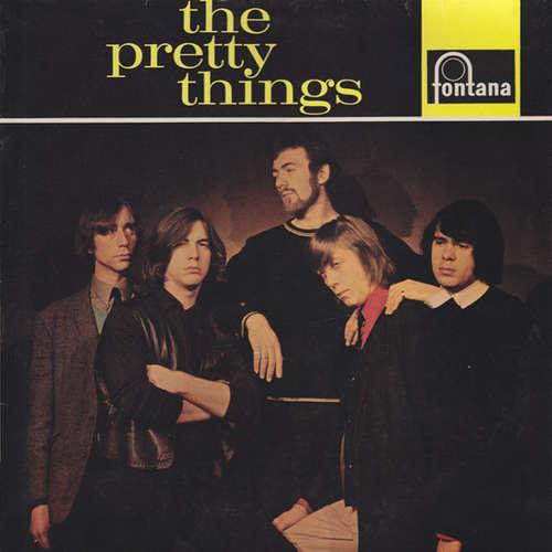 Cover zu The Pretty Things - The Pretty Things (LP, Album, Mono) Schallplatten Ankauf