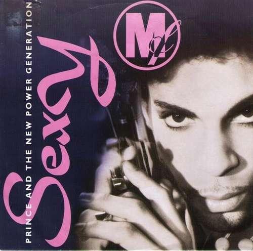 Cover Prince And The New Power Generation - Sexy MF (7, Single, Big) Schallplatten Ankauf