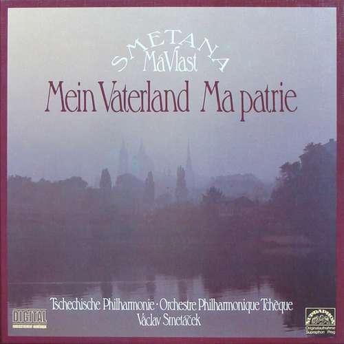 Bild Smetana*, Václav Smetáček, Tschechische Philharmonie • Orchestre Philharmonique Tchèque* - Má Vlast (Mein Vaterland, Ma Patrie) (2xLP, Album + Box) Schallplatten Ankauf