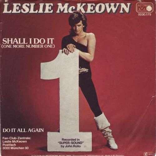 Bild Leslie McKeown* - Shall I Do It (One More Number One) (7, Single) Schallplatten Ankauf