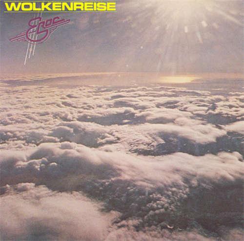 Cover Eroc - Wolkenreise (LP, Comp) Schallplatten Ankauf