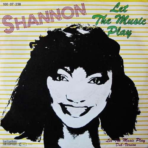 Bild Shannon - Let The Music Play (7, Single) Schallplatten Ankauf