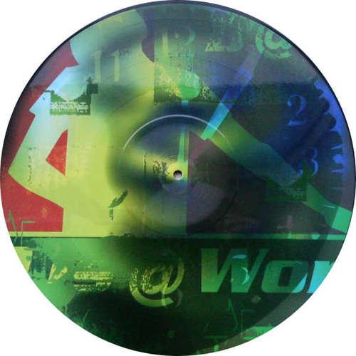 Cover DJs @ Work - Past Was Yesterday (12, Pic) Schallplatten Ankauf