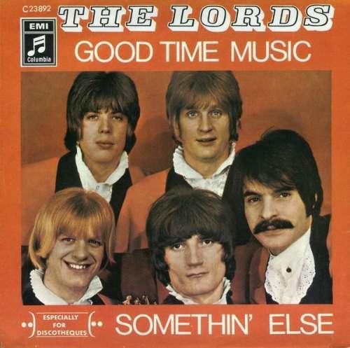 Bild The Lords - Good Time Music (7, Single) Schallplatten Ankauf