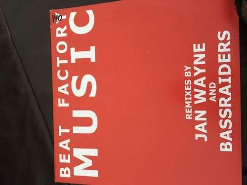 Bild Beat Factory (3) - Music (12, Promo) Schallplatten Ankauf