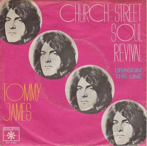Bild Tommy James - Church Street Soul Revival (7, Single) Schallplatten Ankauf