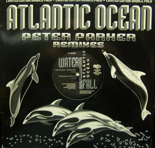 Cover Atlantic Ocean - Waterfall (Peter Parker Remixes) (2x12, Ltd) Schallplatten Ankauf