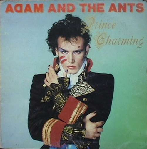 Cover Adam And The Ants - Prince Charming (LP, Album, Gat) Schallplatten Ankauf