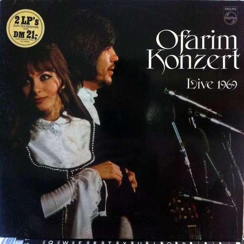Cover zu Esther & Abi Ofarim - Ofarim Konzert - Live 1969 (2xLP, Album) Schallplatten Ankauf