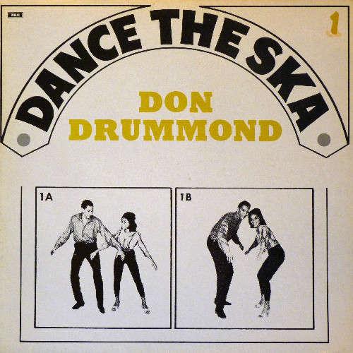 Cover Don Drummond - Dance The Ska Vol. 1 (LP, Comp) Schallplatten Ankauf