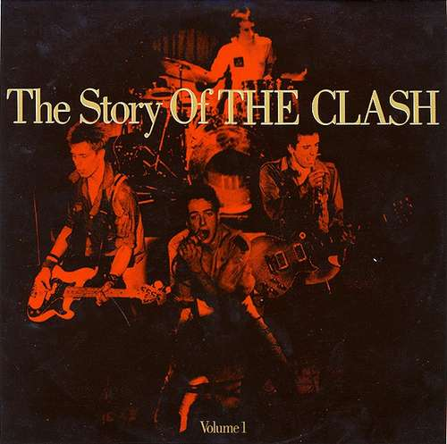 Cover The Clash - The Story Of The Clash  (Volume 1) (2xLP, Comp) Schallplatten Ankauf
