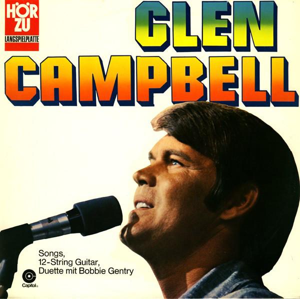 Cover zu Glen Campbell - Glen Campbell (LP, Comp) Schallplatten Ankauf
