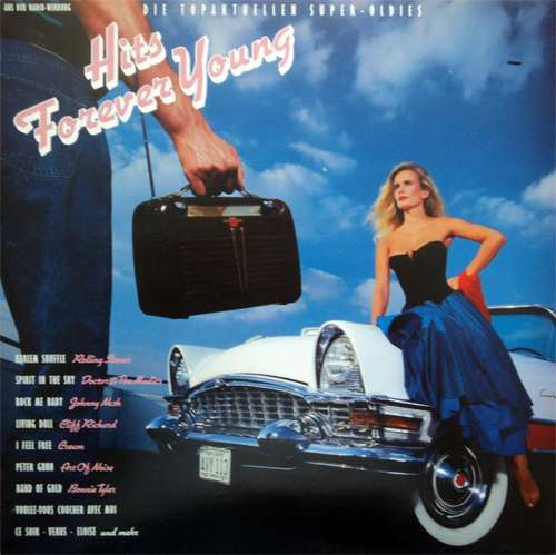 Cover Various - Hits Forever Young (LP, Comp) Schallplatten Ankauf