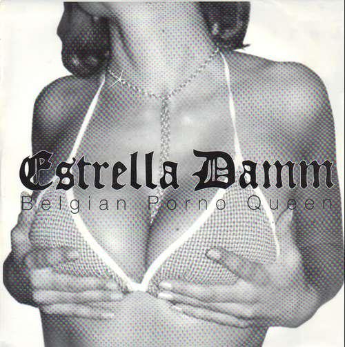 Cover Estrella Damm / Lexy - Belgian Porno Queen / Turn On Disco (12) Schallplatten Ankauf