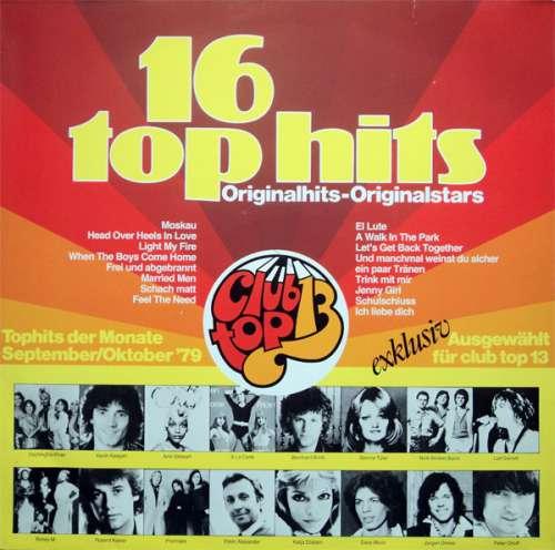 Bild Various - 16 Top Hits - Tophits Der Monate September/Oktober '79 (LP, Comp) Schallplatten Ankauf