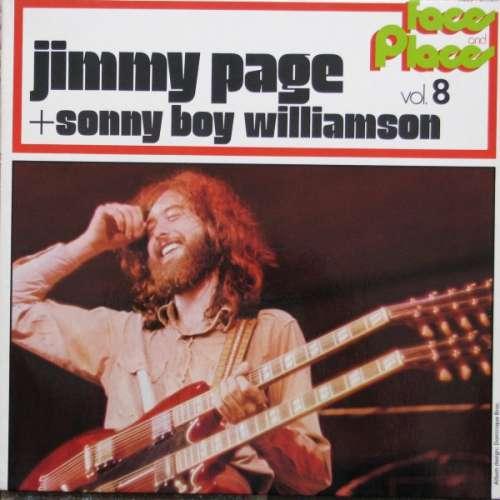 Bild Jimmy Page + Sonny Boy Williamson (2) - Faces And Places Vol 8 (LP, Album) Schallplatten Ankauf