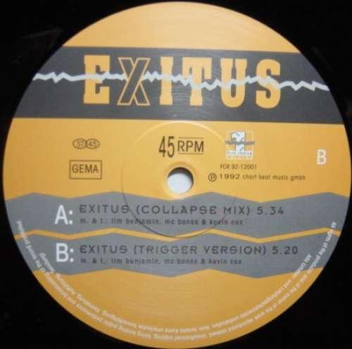 Bild Reset Controls & The Heavy Guitars - Exitus (12) Schallplatten Ankauf