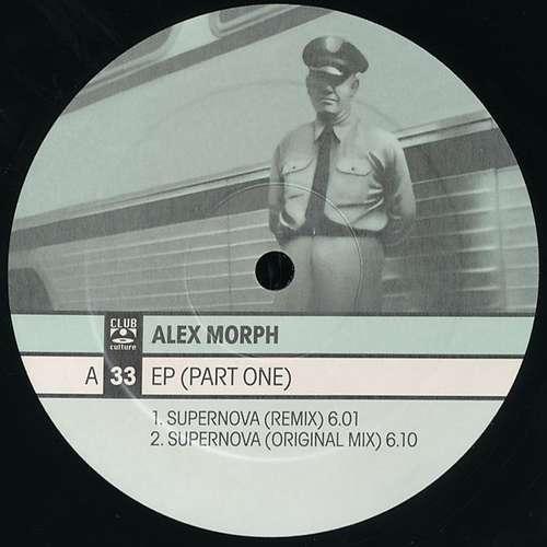 Bild Alex Morph* - EP (Part One) (12, EP) Schallplatten Ankauf