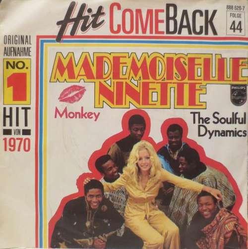 Cover The Soulful Dynamics* - Mademoiselle Ninette (7, Single, RE) Schallplatten Ankauf