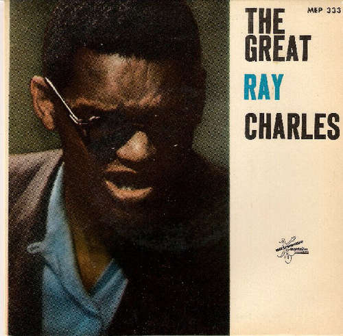 Cover Ray Charles - The Great Ray Charles (7, EP) Schallplatten Ankauf