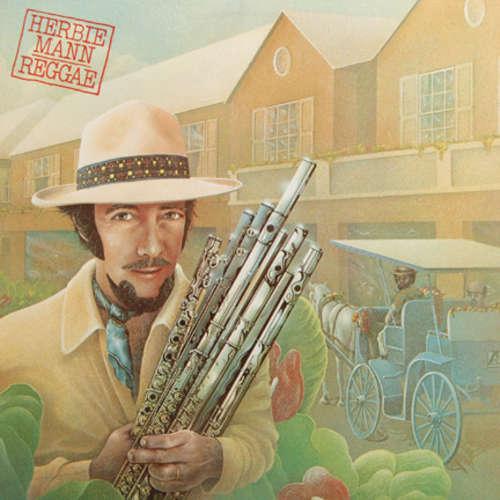 Cover Herbie Mann - Reggae (LP, Album) Schallplatten Ankauf