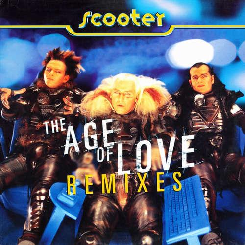 Cover Scooter - The Age Of Love (Remixes) (12) Schallplatten Ankauf