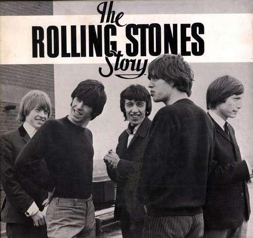 Cover The Rolling Stones - The Rolling Stones Story (11xLP, Album + LP, Comp + Box) Schallplatten Ankauf