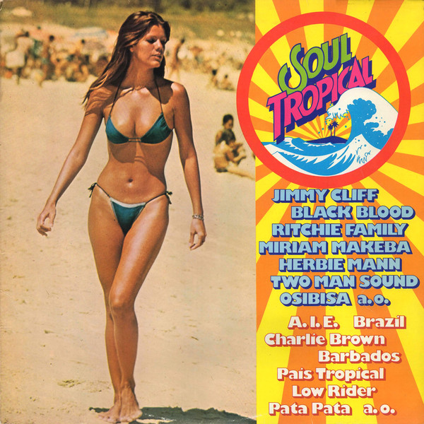Cover Various - Soul Tropical (LP, Comp) Schallplatten Ankauf