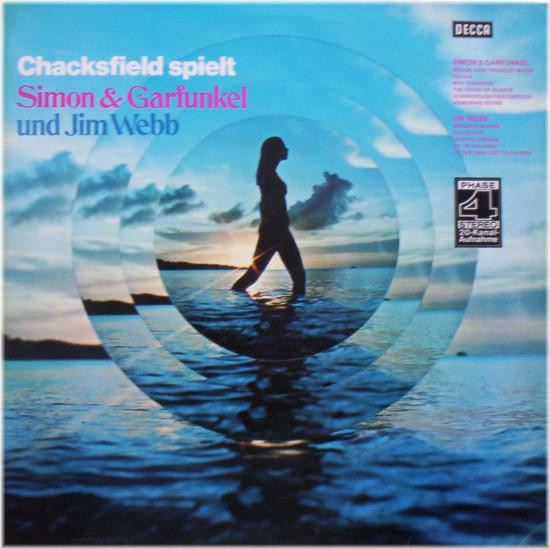 Cover Frank Chacksfield Und Sein Orchester* - Chacksfield Spielt Simon & Garfunkel Und Jim Webb (LP, Album) Schallplatten Ankauf
