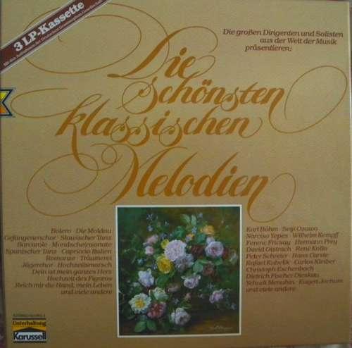 Bild Various - Die Schönsten Klassischen Melodien (3xLP, Comp + Box) Schallplatten Ankauf