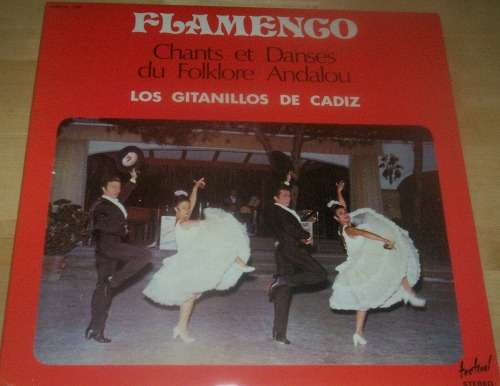 Cover Los Gitanillos De Cadiz - Flamenco (Chants Et Danses Du Folklore Andalou) (2xLP) Schallplatten Ankauf